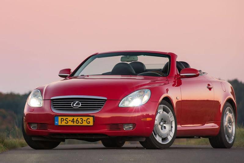 Lexus cabrio